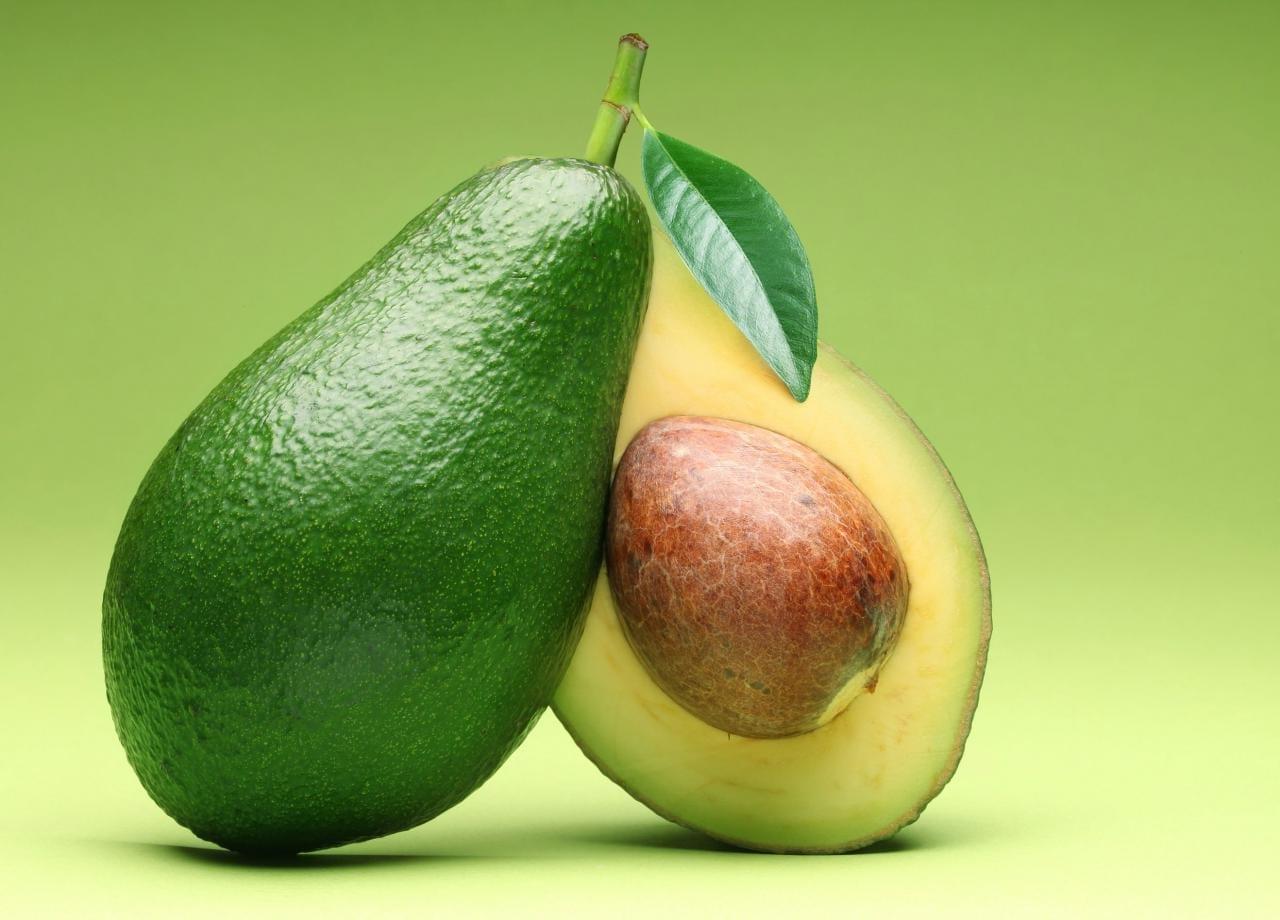 Useful properties of Avocado