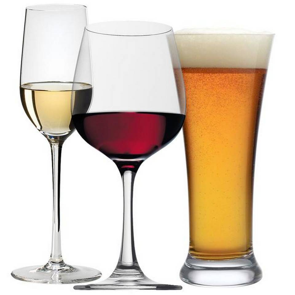 Alcoholic Drinks That Least Effect The Kidney