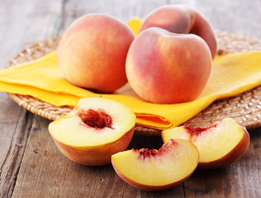 Beneficial properties of Peaches
