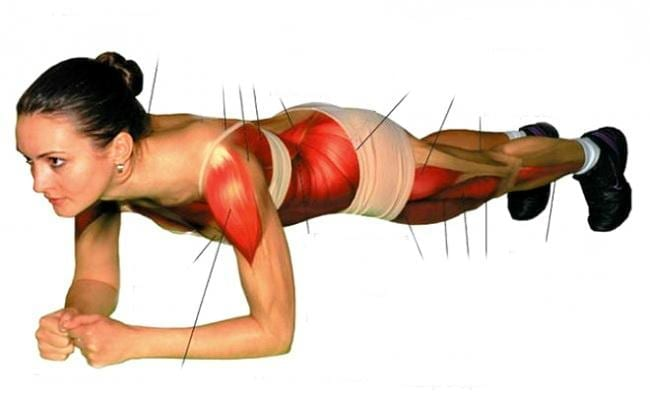 Only One Exercise without Movement Tightens Every Muscle and Helps You Get Rid of the Extra Weight!
