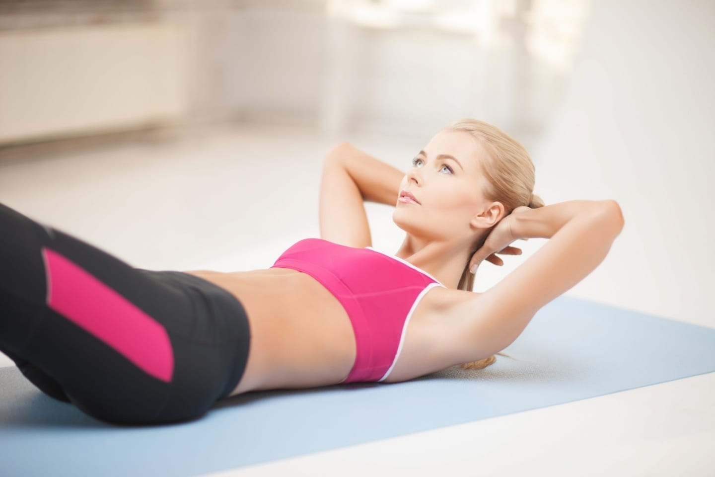 5 Great Solutions For A Flat Stomach at Any Age