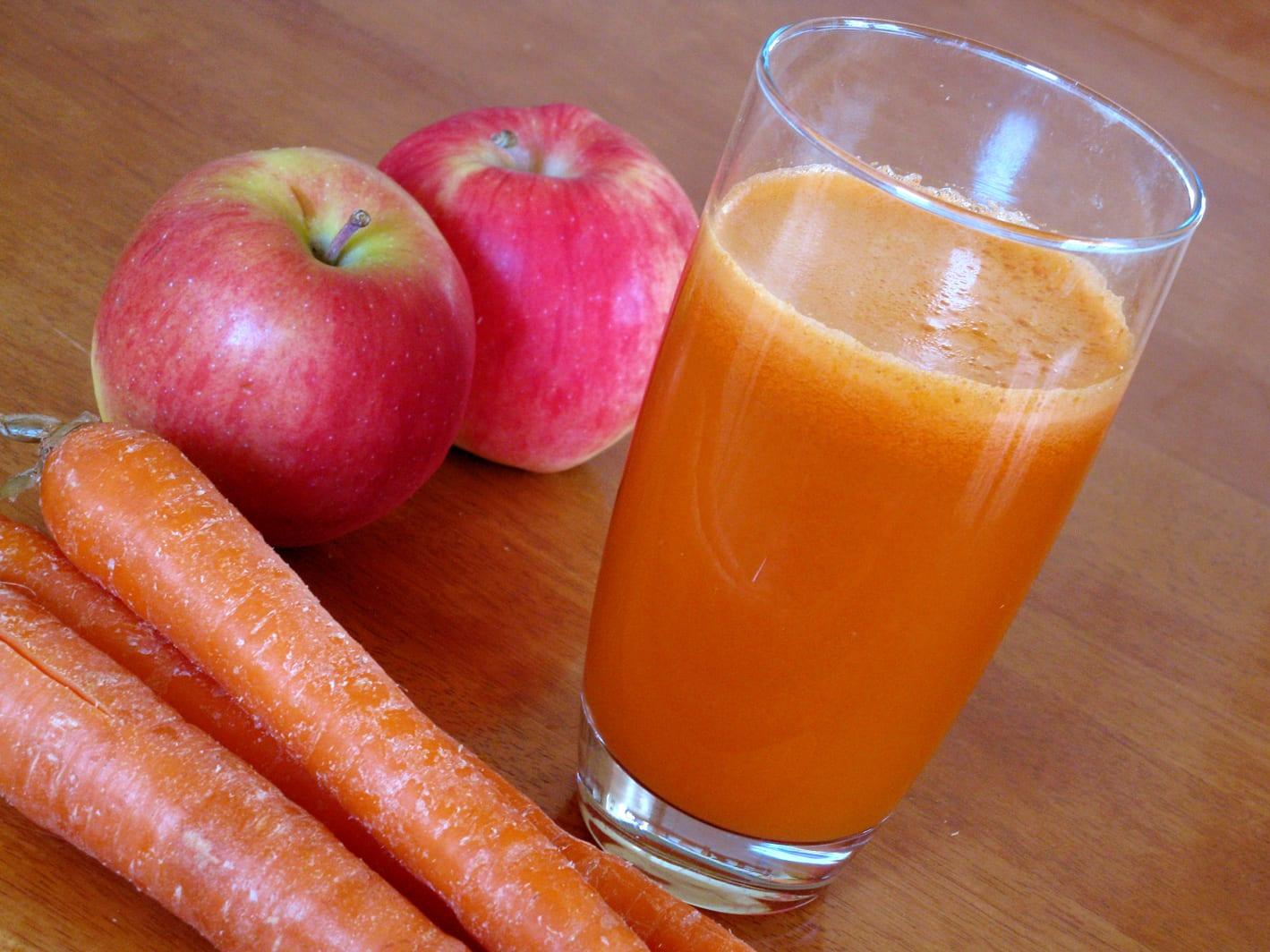 Морковный сок на зиму в домашних условиях Чудо-Повар 31