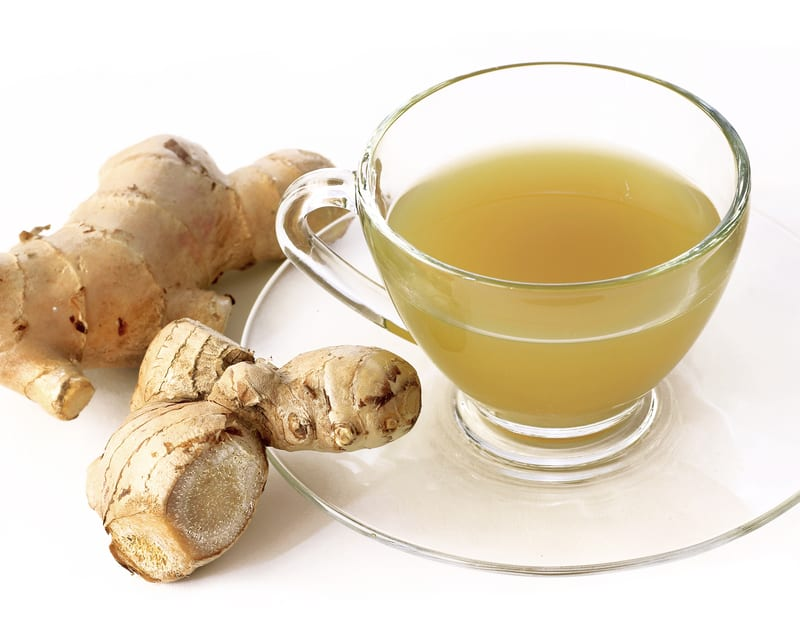 Why You Should Start Drinking Ginger Tea Immediately & How To Make Ginger Tea