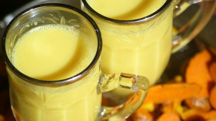 Turmeric Milk For Optimal Health