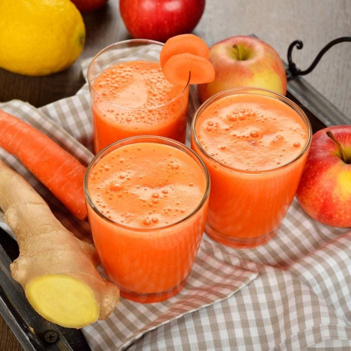 How to Make a Simple Miracle Drink – Carrots Health Benefits?