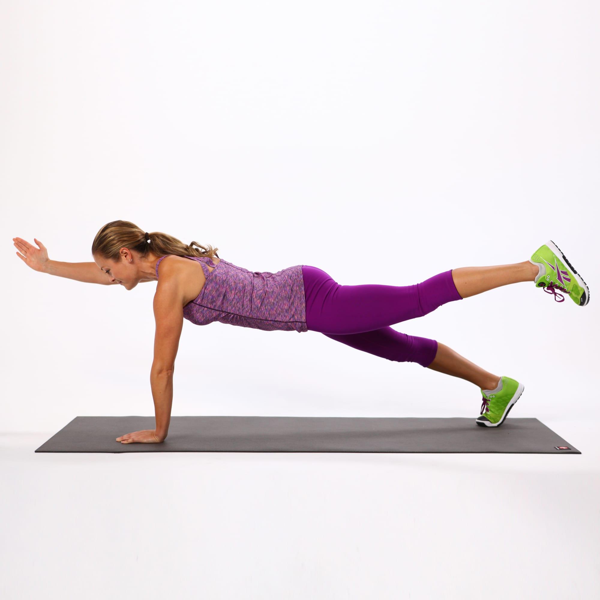 Что будет если выполнять упражнение планка каждый день