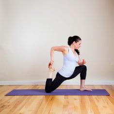 Back Pain Relief: Stretch Your Hip Flexors