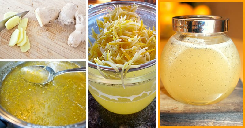 Infuse Your Honey With Ginger In 20 Minutes For a Quick Immune System Boost