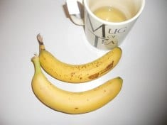 Banana Tea Recipe For Better Sleep