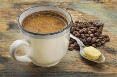 Why Everyone is Suddenly Putting Butter In Their Coffee