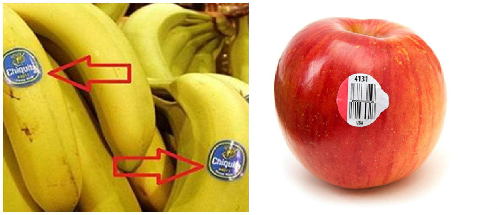 Be Careful What You Are Buying: What Do Those Codes On Stickers Of Fruits And Some Veggies Mean?