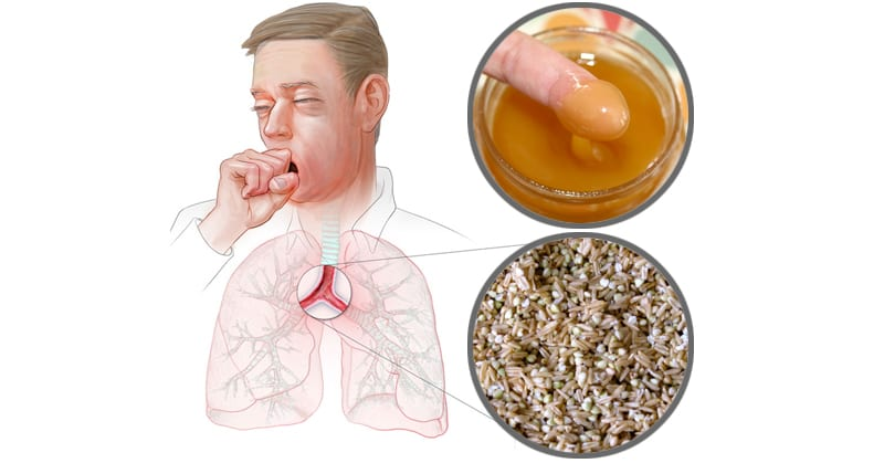 3 Ingredient Natural Remedy to Clean Lungs and Purge Mucus From Your Body