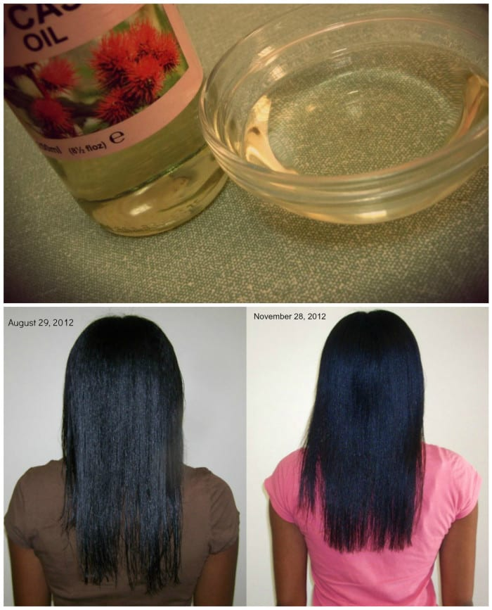 How to Use Castor Oil To Thicken And Regrow Hair ...