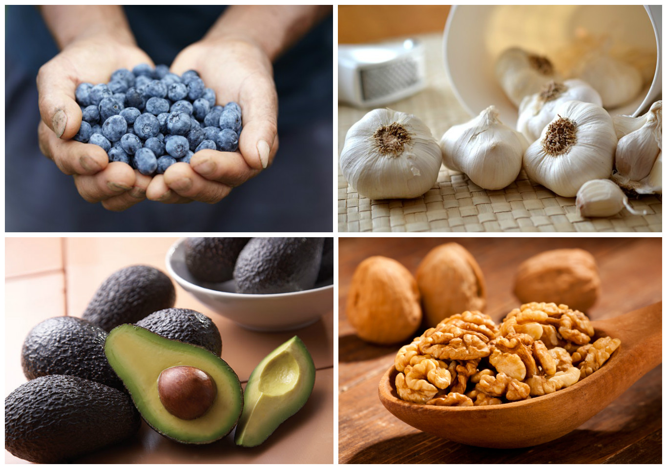 Five Foods Better Than Medicine