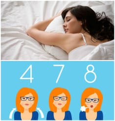 Can't sleep? Try the 4-7-8 breathing technique that claims to help you nod off in 60 SECONDS