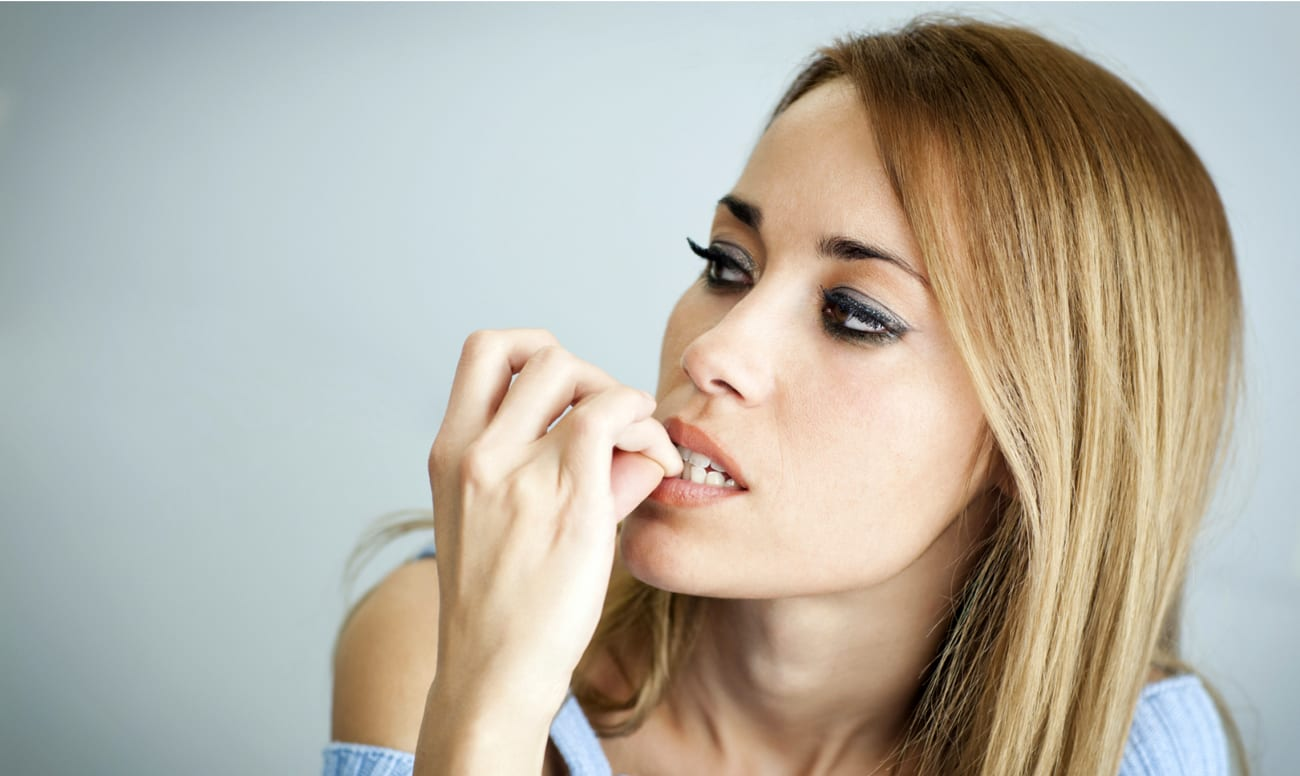 The Dangerous And Harmful Effects Of Nail Biting