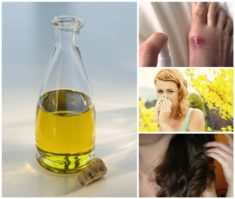 Castor Oil Remedy For 25 Diseases: Allergies Disappears As If By Magic!