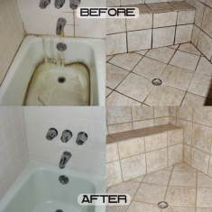 3 Ingredient Grout And Tiles Cleaner! Make Your Grout Look Like New! And Tips On How To Keep It  ...