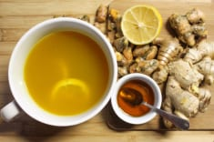 Turmeric Tea For Strengthening The Immunity And Cleansing The Body!