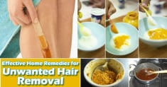 5 Most Effective Ways Get Rid of Unwanted Hair