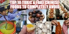 Avoid These 10 Foods Made In China – They Are Filled With Plastic, Pesticides, And Cancer- ...