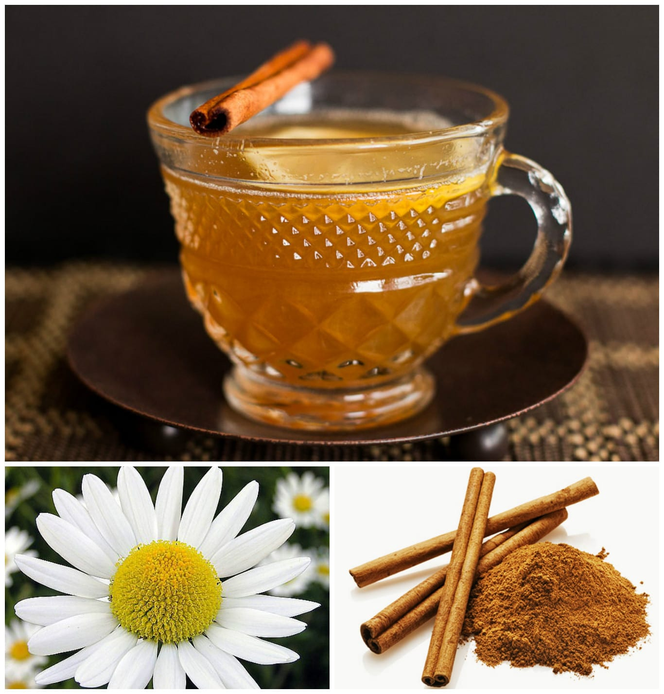 Chamomile And Cinnamon - Natural Remedy For Diabetes
