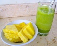 Pineapple and Ginger – This Natural Drink Will Cure And Prevent Stomach Bloating