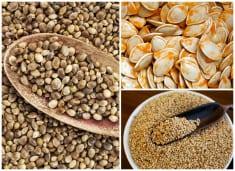 Top 5 Healthy Seeds