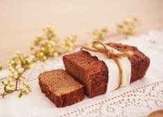 Simple Banana Bread (Recipe)