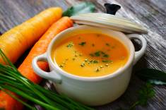 How to Achieve Optimal Health With Carrot Coconut Soup