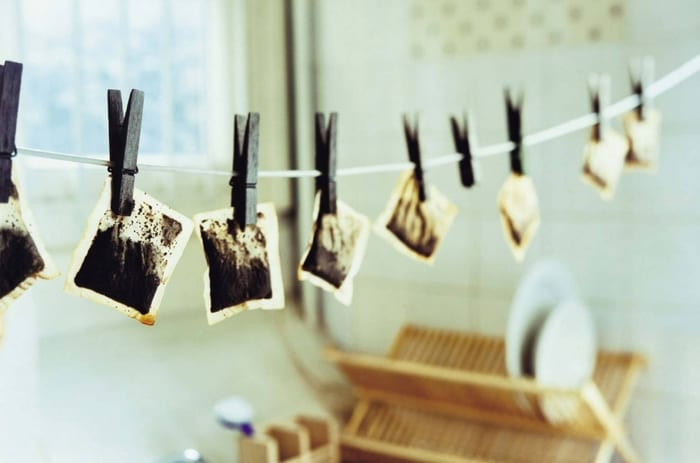 You Won't Believe How Useful Used Tea Bags Can Be