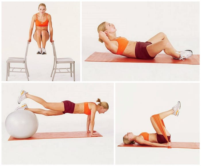 9 Exercises to Burn Abdominal Fat In 30 Days