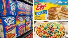 5 Worst Breakfast Foods For Kids Plus DIY Healthier Options