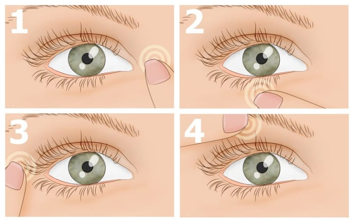 Instantly Improve Your Eyesight and Reduce Eye Strain With These 5 Eye Acupressure Points