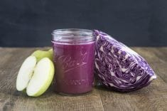 Purple Digestive Elixir – Amazing Juice for Instant Immunity Boost