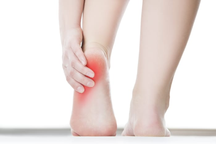 Do you suffer from chronic pain in your heels? How to heal it naturally from home