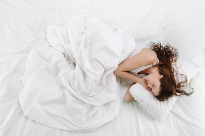 Get rid of chronic ailments by changing your sleep position