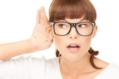 Signs that you're experiencing hearing loss