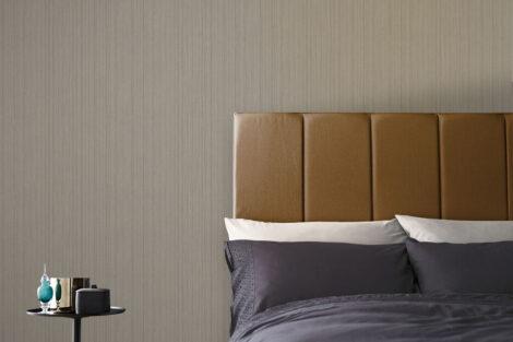 Silk wallpaper - textile type of wallpaper