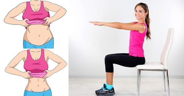 10 simple, discreet exercises that you can do at work to improve your health