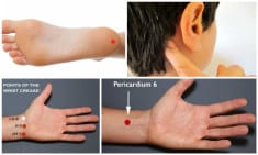 Acupressure to prepare you for bed and encourage better sleep