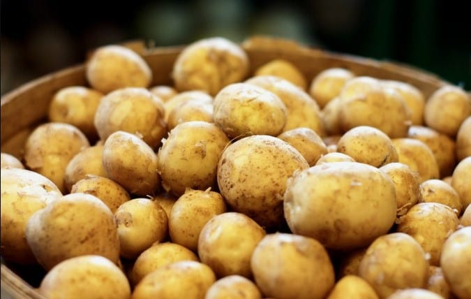 White-potatoes