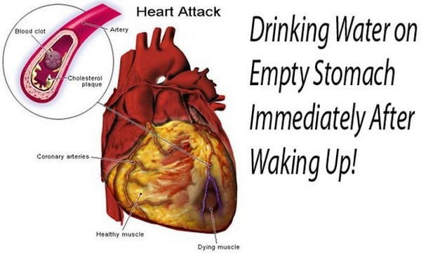 This is What Happens When You Drink Water on Empty Stomach After Waking Up
