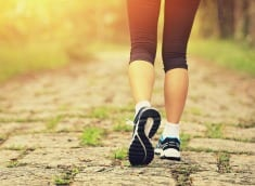 Walking Is Far More Effective Than Running – How Much You Should Walk To Lose Weight Fast!