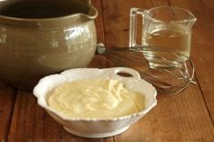 5 Unique Recipes For Making REAL, Delicious, Healthy Mayonnaise