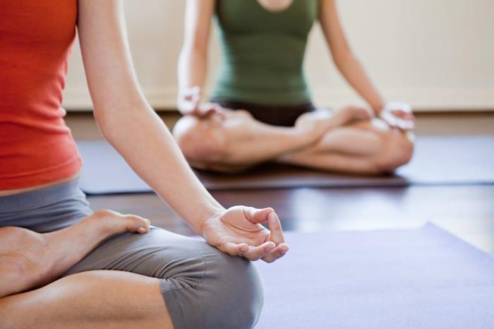 Easy Yoga Poses To Flush Stress Hormones