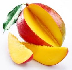 It ripe mango fruit