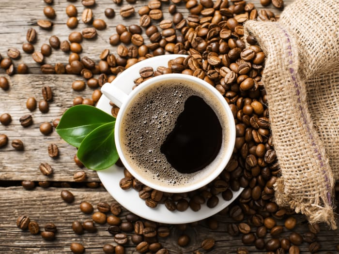 Caffeine addicts can still get a boost in exercise performance from the stimulant