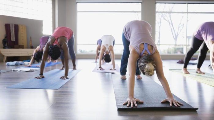 Yoga For Desk Jockeys