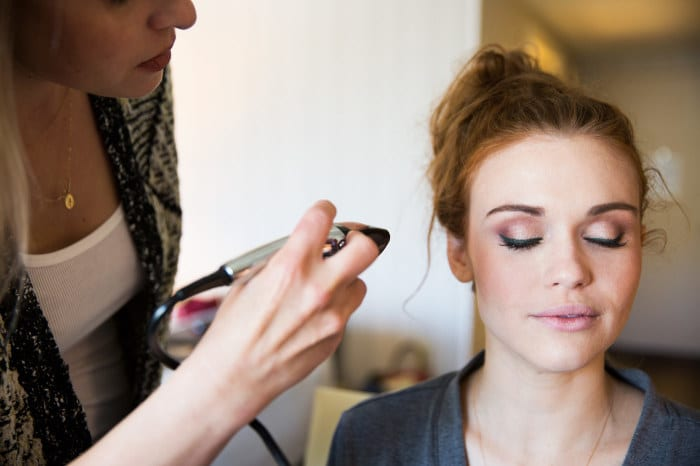 Everything You Need to Know about Airbrush Makeup